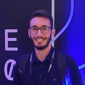 Matheus Tavares Bernardino, aluno do Instituto de Matemática e Estatística da Universidade de São Paulo